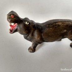 Figuras de Goma y PVC: FIGURA HIPOPÓTAMO SOTORRES. Lote 257522180