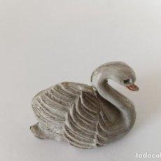 Figuras de Goma y PVC: FIGURA CISNE JECSAN. Lote 257535025