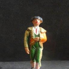 Figuras de Borracha e PVC: TEIXIDO TORERO. Lote 257552310