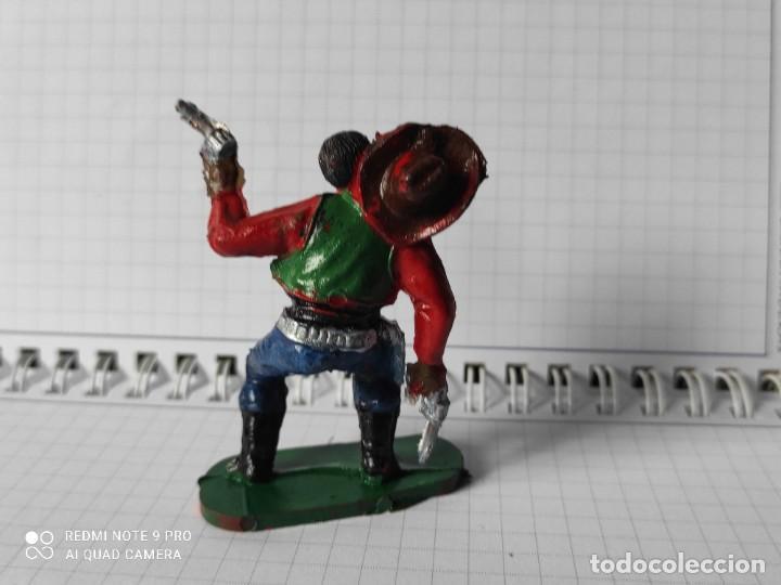 Figuras de Goma y PVC: Figuras comansi primera epoca pvc oeste indios vaqueros - Foto 2 - 257586515