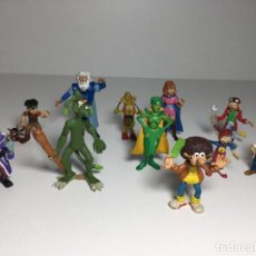 Figuras de Goma y PVC: LOTE FIGURAS PVC COMICS SPÀIN ORIGINALES AÑOS 80. Lote 257711680