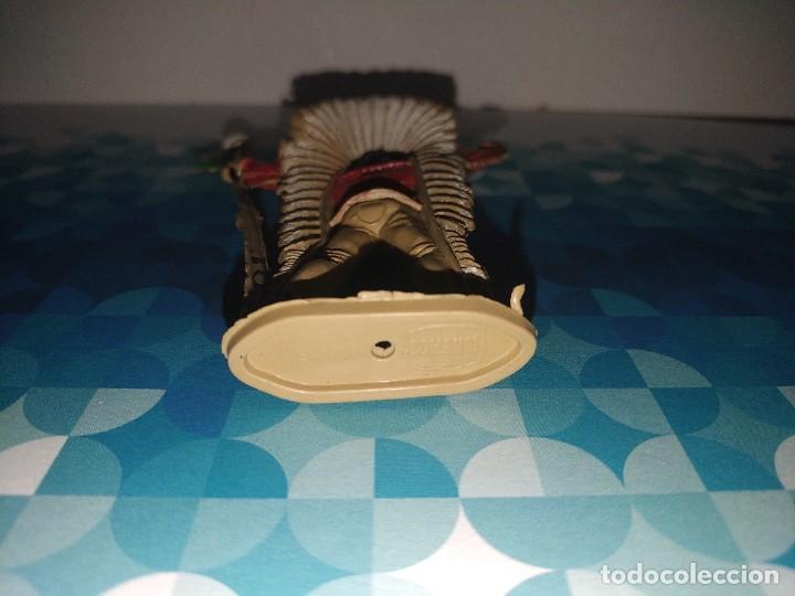 Figuras de Goma y PVC: Figura Indio COMANSI - Foto 3 - 257726935