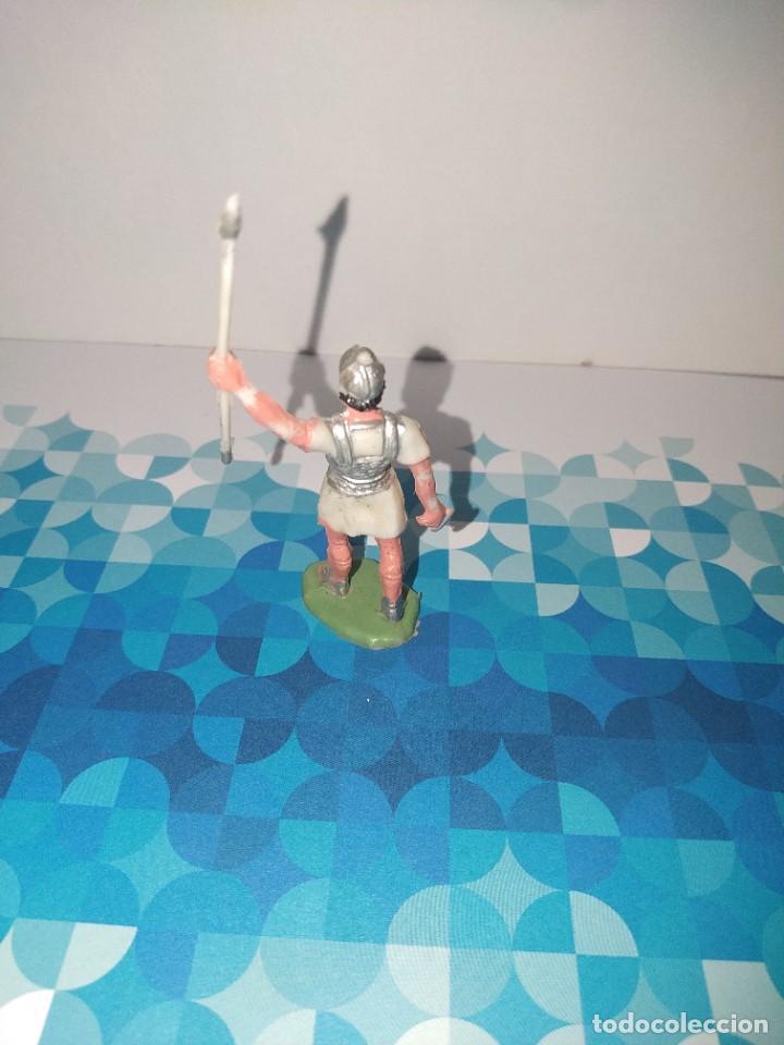 Figuras de Goma y PVC: Figura romano con lanza Oliver - Foto 2 - 257728265