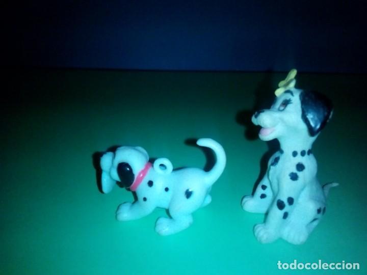 Figuras de Goma y PVC: lote 2 figuras dalmatas disney - Foto 2 - 257731420