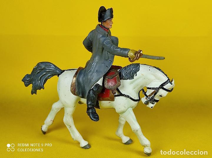 Figuras de Goma y PVC: Papo Napoleón a caballo - Foto 2 - 257732925