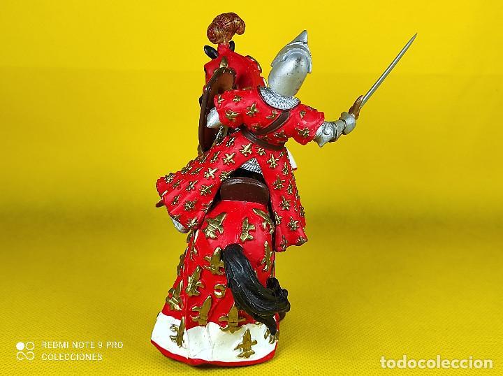 Figuras de Goma y PVC: Papo Caballero Frances - Foto 5 - 227099205