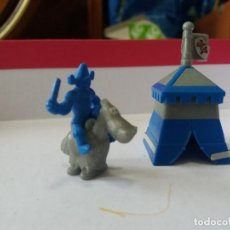 Figuras Kinder: FIGURA CABALLERO MEDIEVAL DE KINDER. Lote 257896500