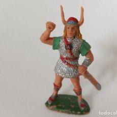 Figuras de Goma y PVC: FIGURA VIKINGO ESTEREOPLAST AÑOS 60. Lote 258205475