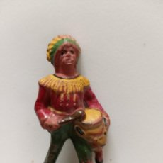 Figuras de Goma y PVC: FIGURA INDIO GOMA AÑOS 50 REAMSA. Lote 258216300