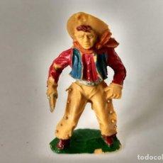 Figuras de Borracha e PVC: FIGURA VAQUERO LAFREDO. Lote 258623645