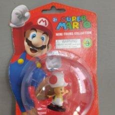 Figuras de Goma y PVC: FIGURA TOAD DE SUPER MARIO BROS. Lote 258852160