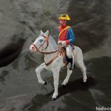 Figuras de Goma y PVC: REF: 708 DESFILE GUARDIA CIVIL REAMSA GOMARSA SOLDIS. Lote 258994640