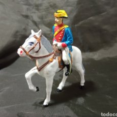 Figuras de Goma y PVC: REF: 708 DESFILE GUARDIA CIVIL REAMSA GOMARSA SOLDIS. Lote 258995075