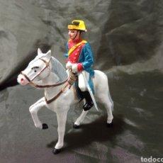 Figuras de Goma y PVC: REF: 708 DESFILE GUARDIA CIVIL REAMSA GOMARSA SOLDIS. Lote 258995545