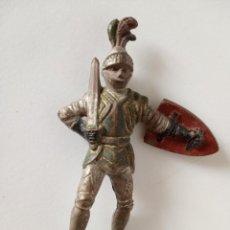 Figuras de Goma y PVC: FIGURA MEDIEVAL REAMSA GOMA. Lote 259038655