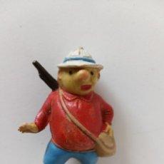 Figuras de Goma y PVC: FIGURA MORCILLÓN BABALI TEIXIDO. Lote 259038985