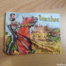 Figuras de Goma y PVC: SOBRE CERRADO MARCA MONTAPLEX IVANHOE 139. Lote 259212735