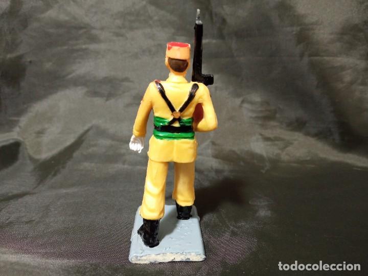 Figuras de Goma y PVC: Ref: 714 Desfile Regulares de goma fusil Reamsa Gomarsa Soldis - Foto 3 - 259264115