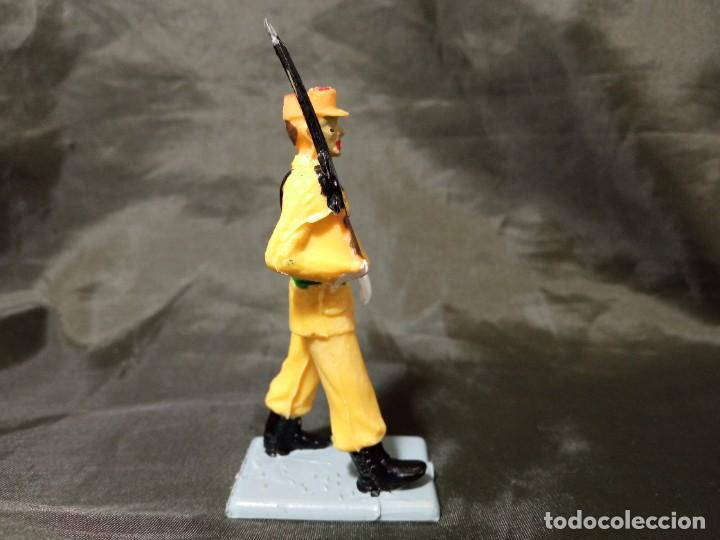 Figuras de Goma y PVC: Ref: 714 Desfile Regulares de goma fusil Reamsa Gomarsa Soldis - Foto 4 - 259264115