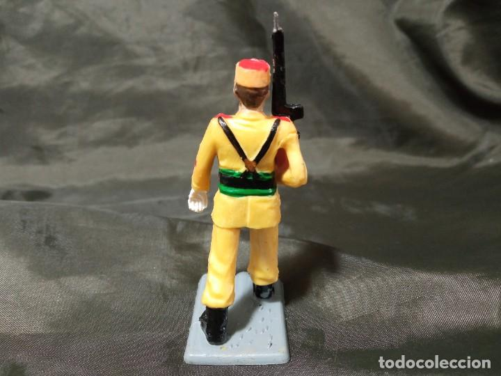 Figuras de Goma y PVC: Ref: 714 Desfile Regulares de goma fusil Reamsa Gomarsa Soldis - Foto 3 - 259265305