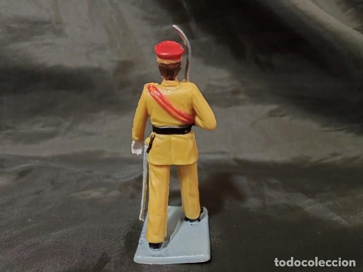 Figuras de Goma y PVC: Ref: 714 Desfile Regulares de goma capitán Reamsa Gomarsa Soldis - Foto 3 - 259266105