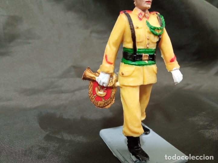 Figuras de Goma y PVC: Ref: 714 Desfile Regulares de goma corneta Reamsa Gomarsa Soldis - Foto 2 - 259266260