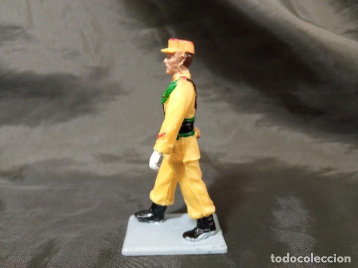 Figuras de Goma y PVC: Ref: 714 Desfile Regulares de goma corneta Reamsa Gomarsa Soldis - Foto 3 - 259266260