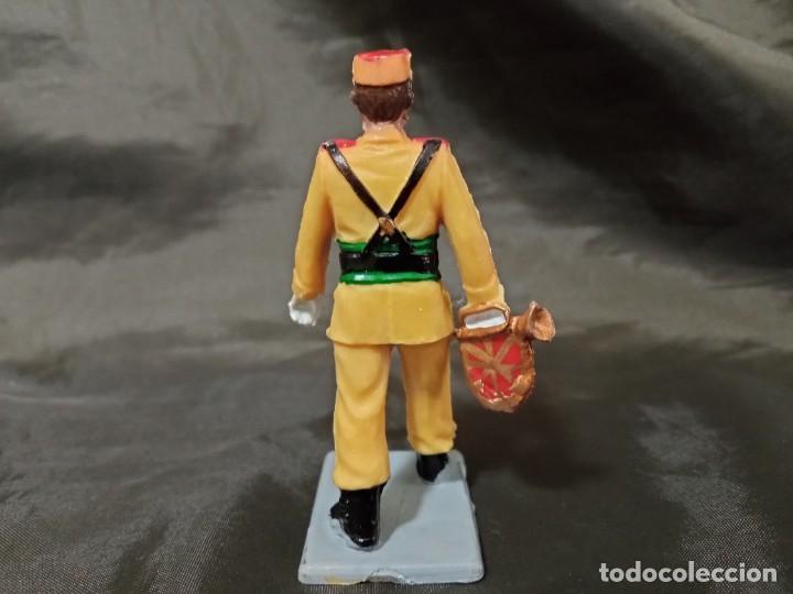 Figuras de Goma y PVC: Ref: 714 Desfile Regulares de goma corneta Reamsa Gomarsa Soldis - Foto 4 - 259266260