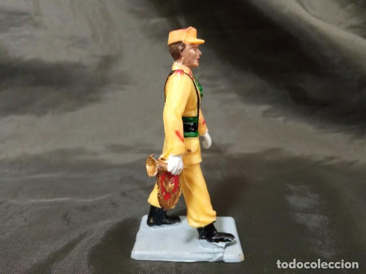 Figuras de Goma y PVC: Ref: 714 Desfile Regulares de goma corneta Reamsa Gomarsa Soldis - Foto 5 - 259266260