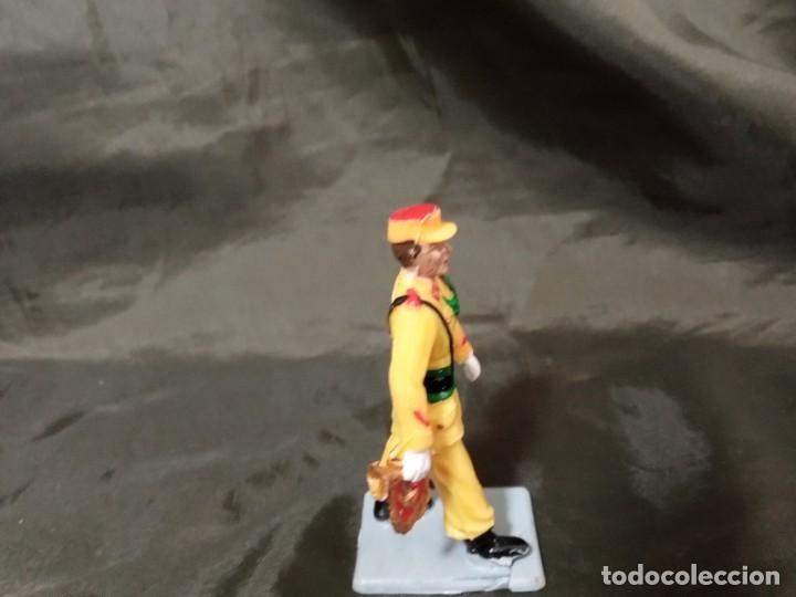 Figuras de Goma y PVC: Ref: 714 Desfile Regulares de goma corneta Reamsa Gomarsa Soldis - Foto 6 - 259266260