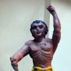 Figuras de Goma y PVC: FIGURA DE GOMA, TARZAN, FABRICADO POR LAFREDO. Lote 259766480
