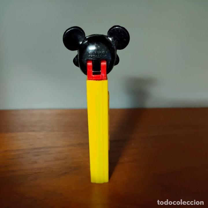 Dispensador Pez: Dispensador Pez Mickey con lateral troquelado. El más raro y buscado. - Foto 5 - 259901345