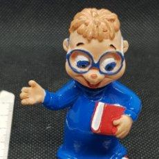 Figuras de Borracha e PVC: COMICS SPAIN ALVIN Y LAS ARDILLAS PVC. Lote 259906440