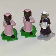Figuras Kinder: LOBO FEROZ SHREK KINDER - 3 VARIANTES. Lote 259950480