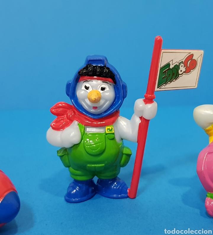 Figuras Kinder: EDDI & CO - KINDER - LOTE 3 MIÑECOS AÑO 1998 - Foto 3 - 260281885