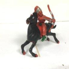 Figuras de Goma y PVC: INDIO LAFREDO REIGON OESTE WESTERN COWBOY NO REAMSA JECSAN COMANSI TEIXIDO PECH. Lote 260297480