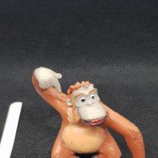 Figuras de Goma y PVC: FIGURA PVC CÓMIC SPAIN MONO KING LOUIE EL LIBRO DE LA SELVA. Lote 260747005