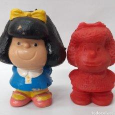 Figuras de Goma y PVC: MAFALDA FIGURAS DE GOMA. Lote 260800055
