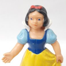 Figuras de Goma y PVC: BLANCANIEVES FIGURA DE GOMA BULLYLAND 1982. Lote 260801920
