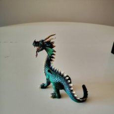 Figuras de Goma y PVC: DRAGON PVC DE LA MARCA SCHLEICH FIGURA. Lote 260867725