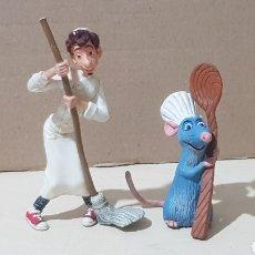 Figuras de Goma y PVC: FIGURAS PVC RATATOUILLE BULLY. Lote 261126165