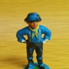 Figuras de Goma y PVC: JECSAN CABO RUSTY DE RIN TIN TIN.. Lote 261138710
