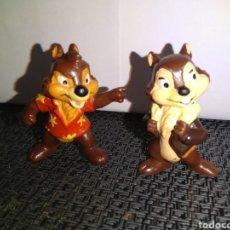 Figuras de Goma y PVC: FIGURAS PVC CHIP Y CHOP DE BULLY. Lote 261270190