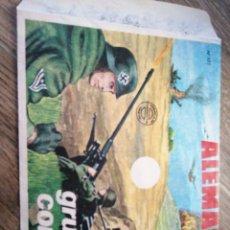 Figuras de Goma y PVC: SOBRE VACÍO MONTAPLEX - ALEMANIA. Lote 261332595