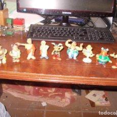 Figuras de Goma y PVC: LOTE 9 FIGURAS PVC ASTERIX DE COMICS SPAIN. Lote 261343305