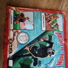 Figuras de Goma y PVC: SOBRE MONTAMÁN NÚMERO 3. Lote 261346755