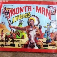 Figuras de Goma y PVC: SOBRE MONTAMÁN NÚMERO 7. Lote 261356125