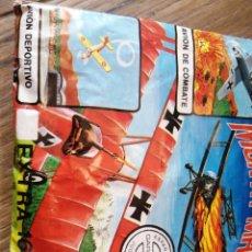 Figuras de Borracha e PVC: SOBRE MONTAMÁN NÚMERO 16. Lote 285670653