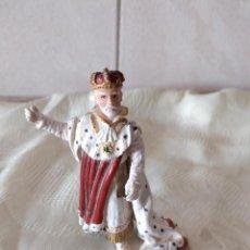 Figuras de Goma y PVC: FIGURA DE REY SCHLEICH GERMANY 2003. Lote 261663280