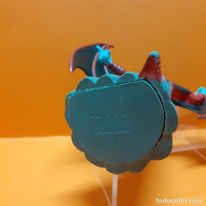 Figuras de Goma y PVC: LOTE FIGURAS PVC DRAGONES Y MAZMORRAS COLECCION COMPLETA COMICS SPAIN - VENGER EL AMO DEL CALABOZO - Foto 13 - 261699935